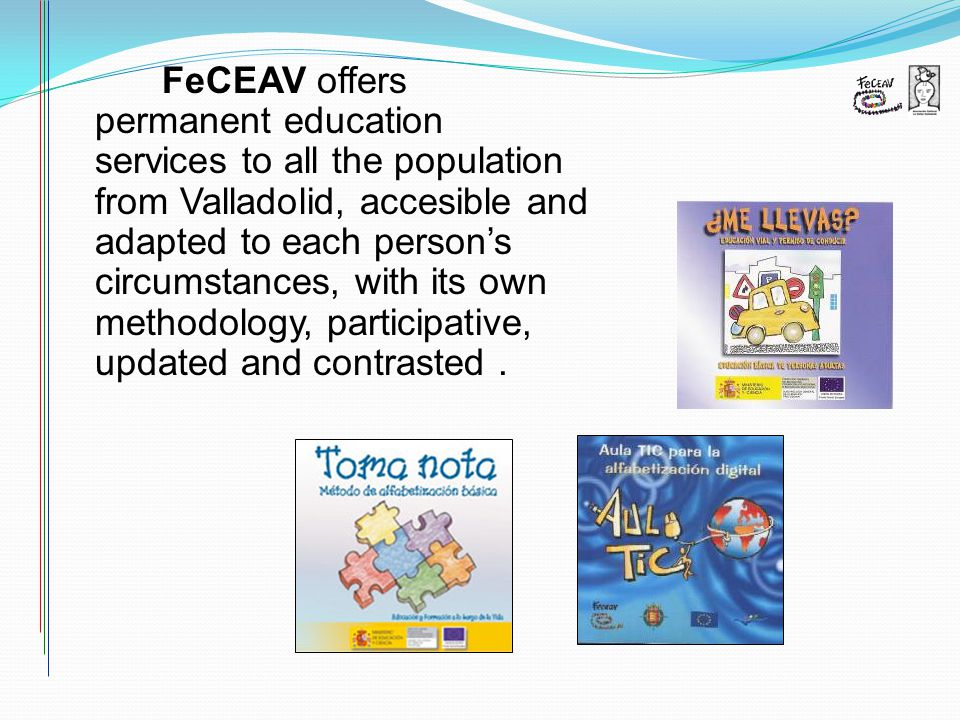 FeCEAV groups the following associations: WHO & WHERE ARE WE?