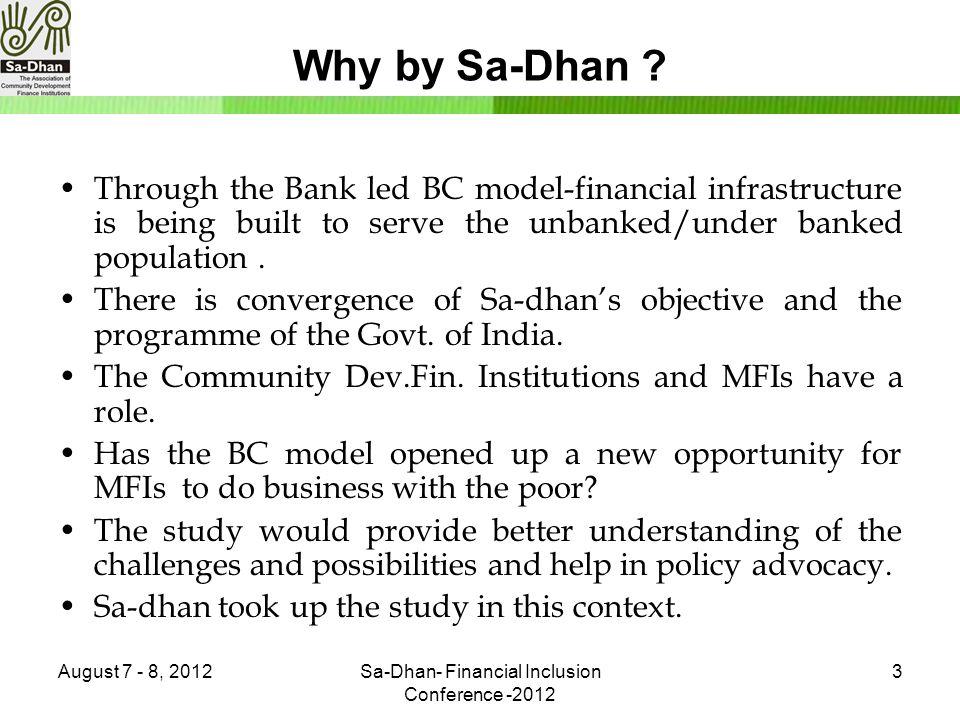 Why by Sa-Dhan .