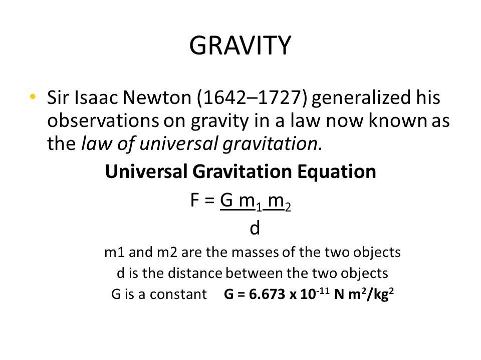 Universal Law Of Gravitation Equation Jennarocca – Universal Law of Gravitation Worksheet