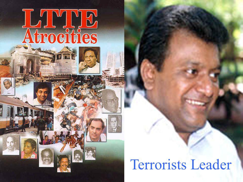 Terrorists Leader