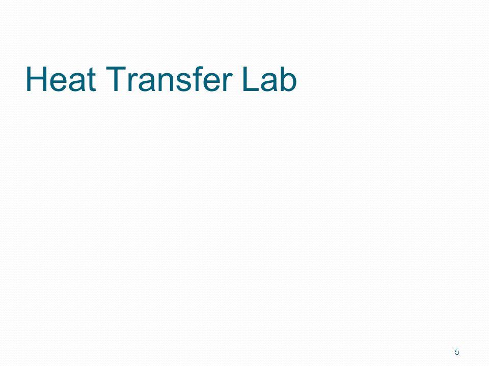 Heat Transfer Lab 5