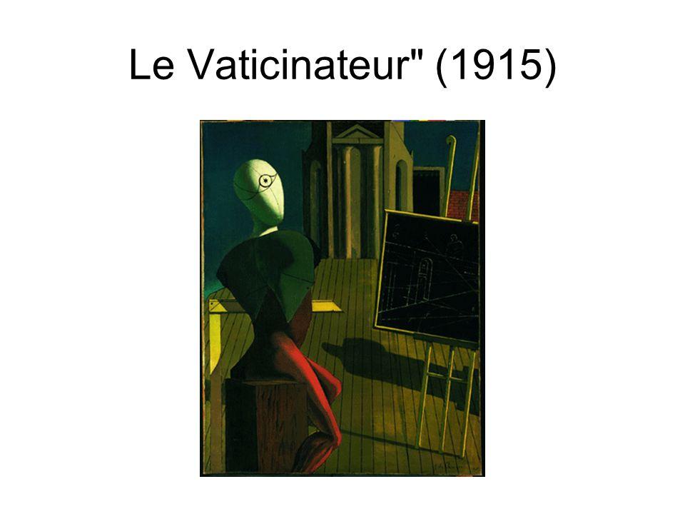 Le Vaticinateur (1915)