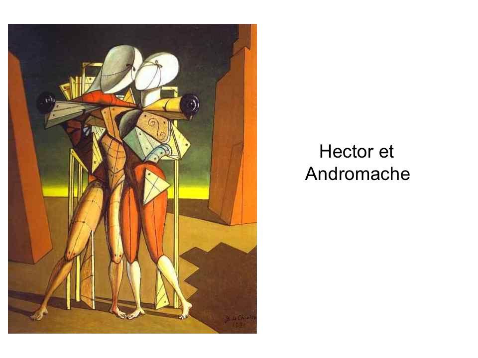 Hector et Andromache