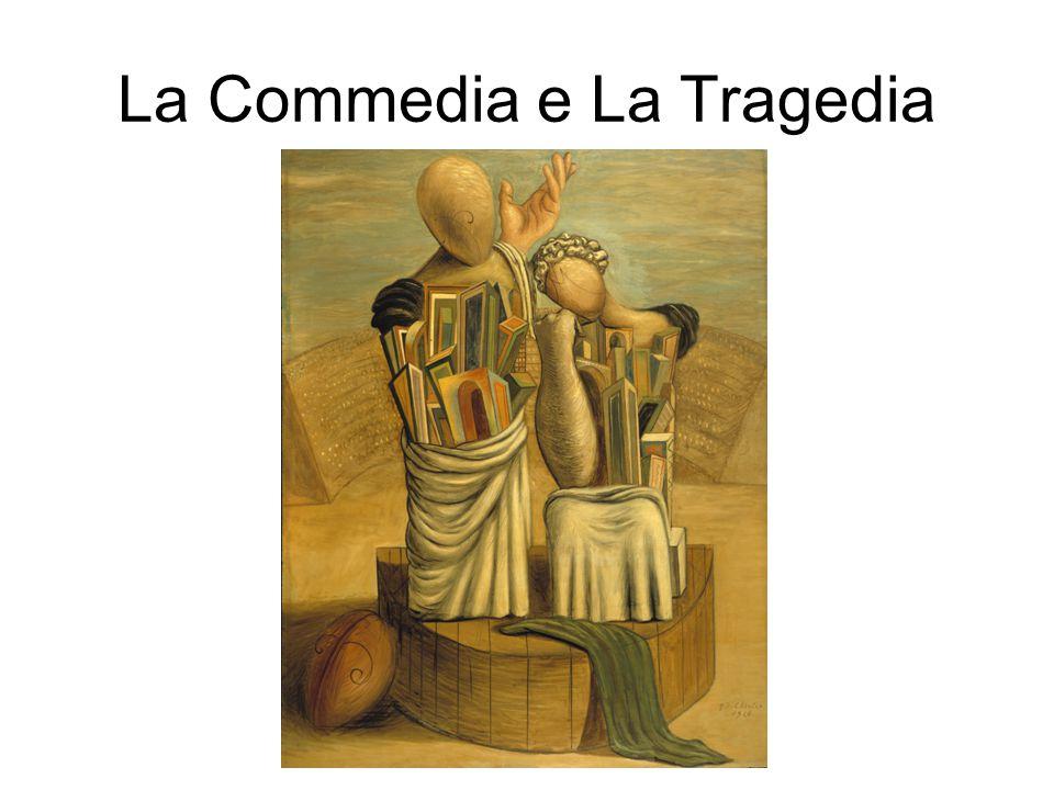 La Commedia e La Tragedia