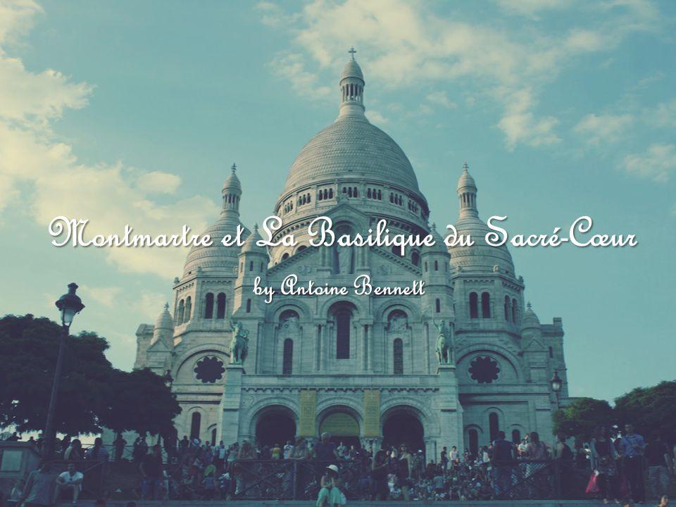 Montmartre et La Basilique du Sacré-Cœur by Antoine Bennett