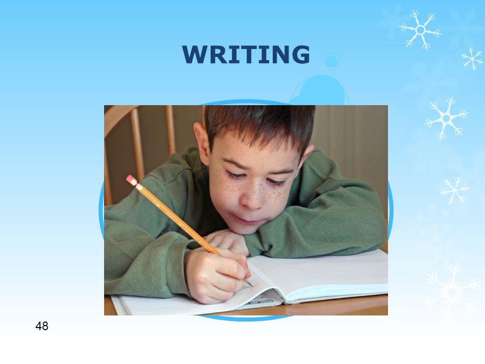 WRITING 48