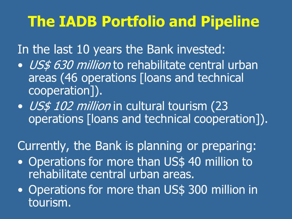 1) Is it possible to develop local sustainable cultural industries in LAC.