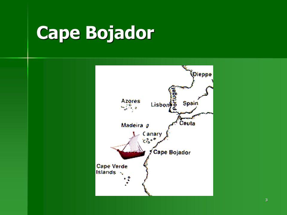 3 Cape Bojador