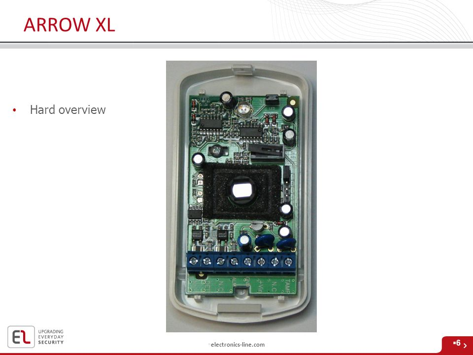  electronics-line.com ARROW XL Hard overview 66