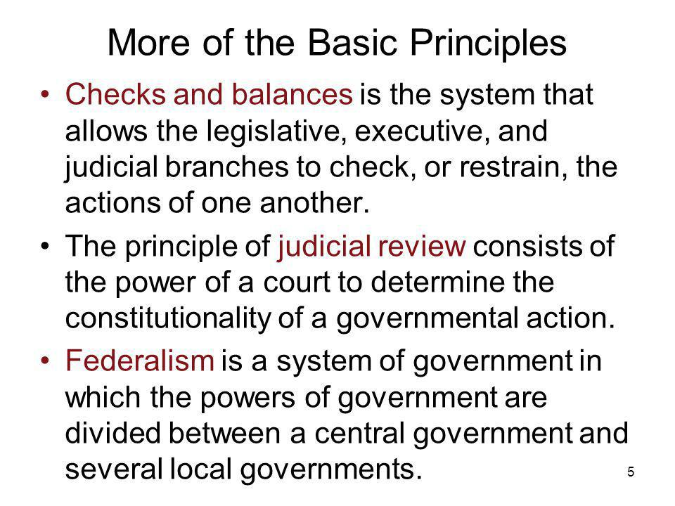6 Assessment 1.Article II of the Constitution establishes the powers of the (a) executive branch.