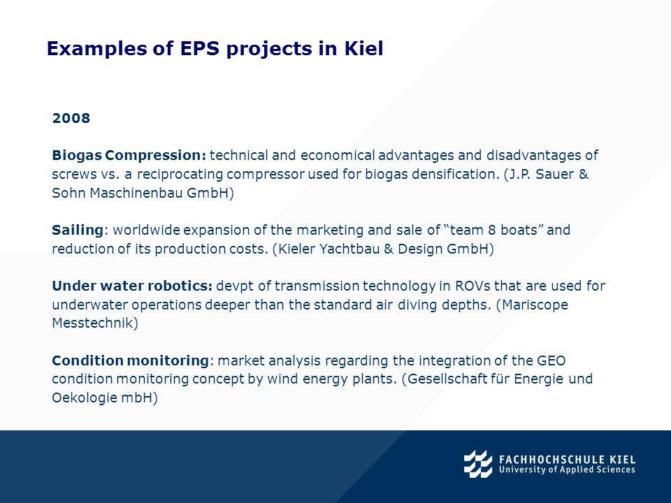 Out and about during Kiel EPS. Kiel – Lübeck – Hamburg – Berlin