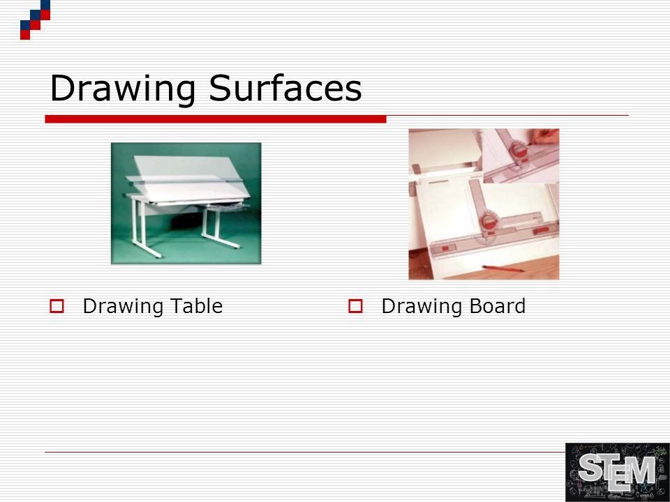 Drawing Surfaces  Drawing Table  Drawing Board