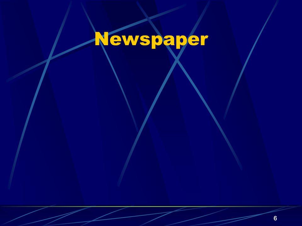 6 Newspaper