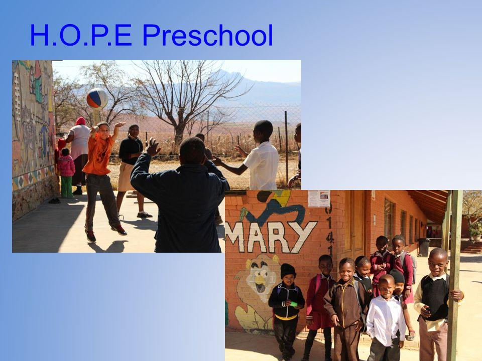 H.O.P.E Preschool
