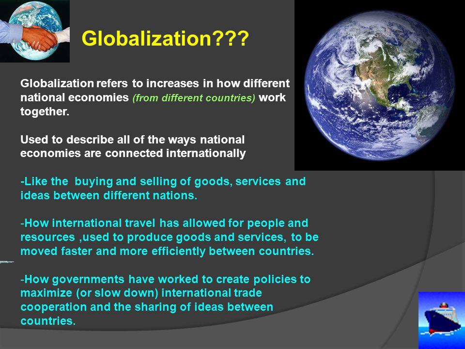Globalization??.