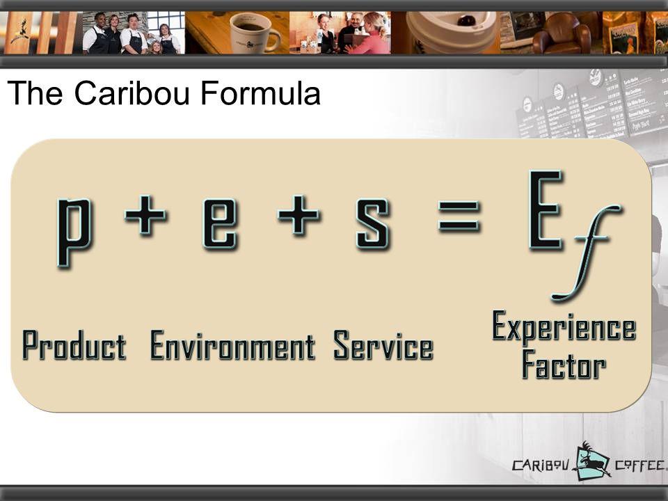 The Caribou Formula