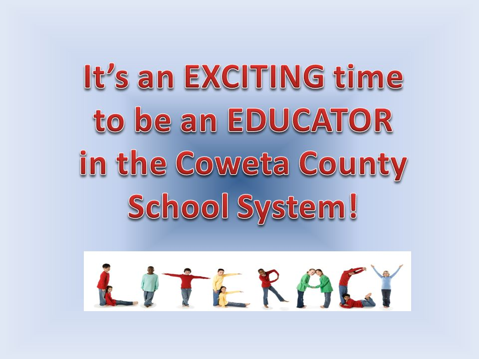 Literacy Teams in Coweta Have worked hard to provide tools to make the implementation easier, Continue to work to provide resources at your fingertips, Continue to work to unify practices across the district while maintaining teacher autonomy to meet the needs of specific learners.