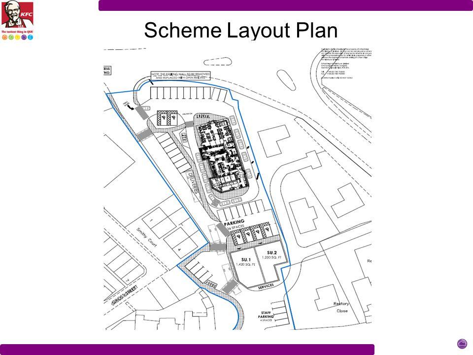 Scheme Layout Plan