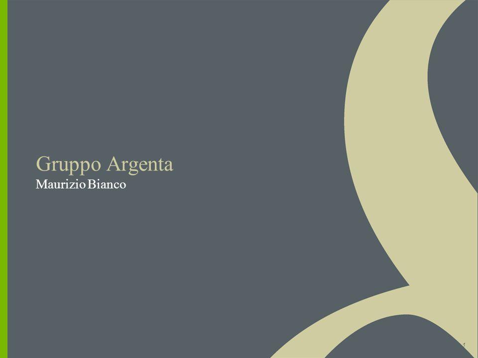 1 Gruppo Argenta Maurizio Bianco
