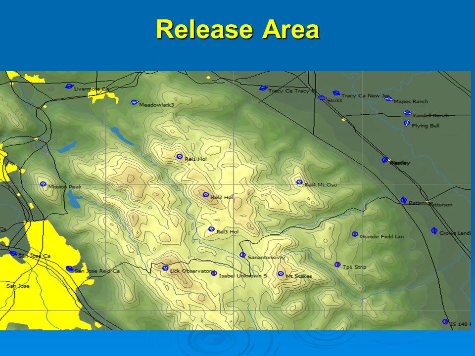 Release Area