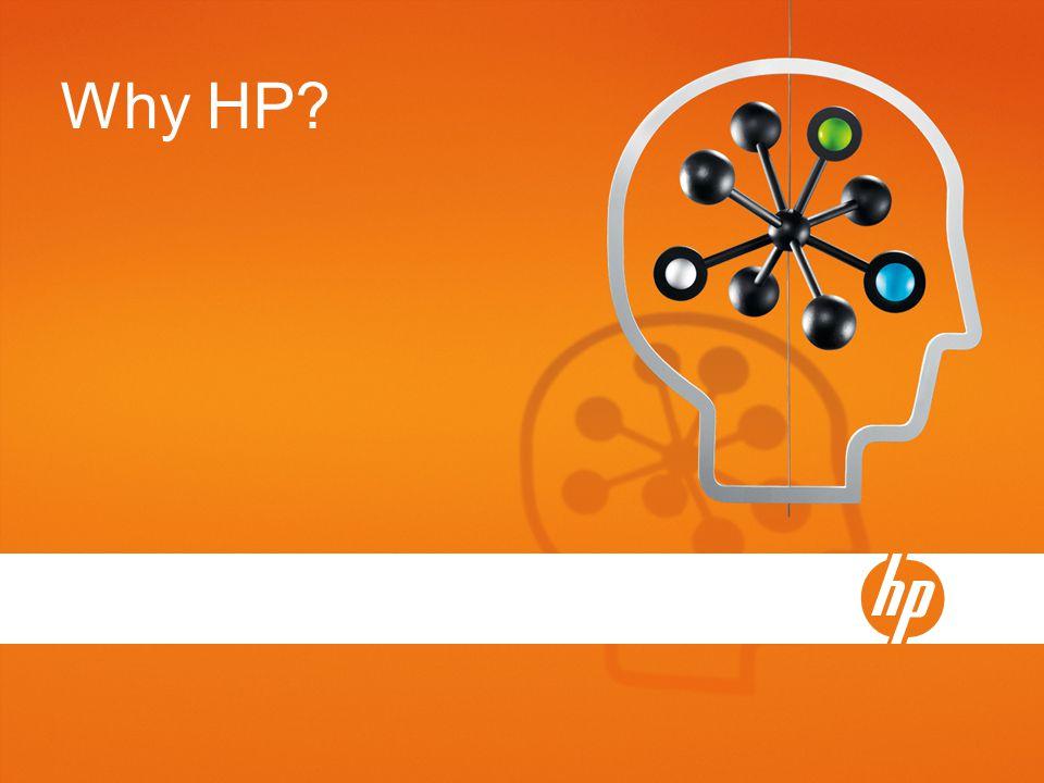 Why HP