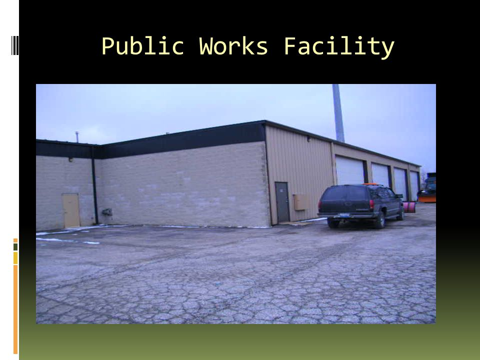 Public Works Facility