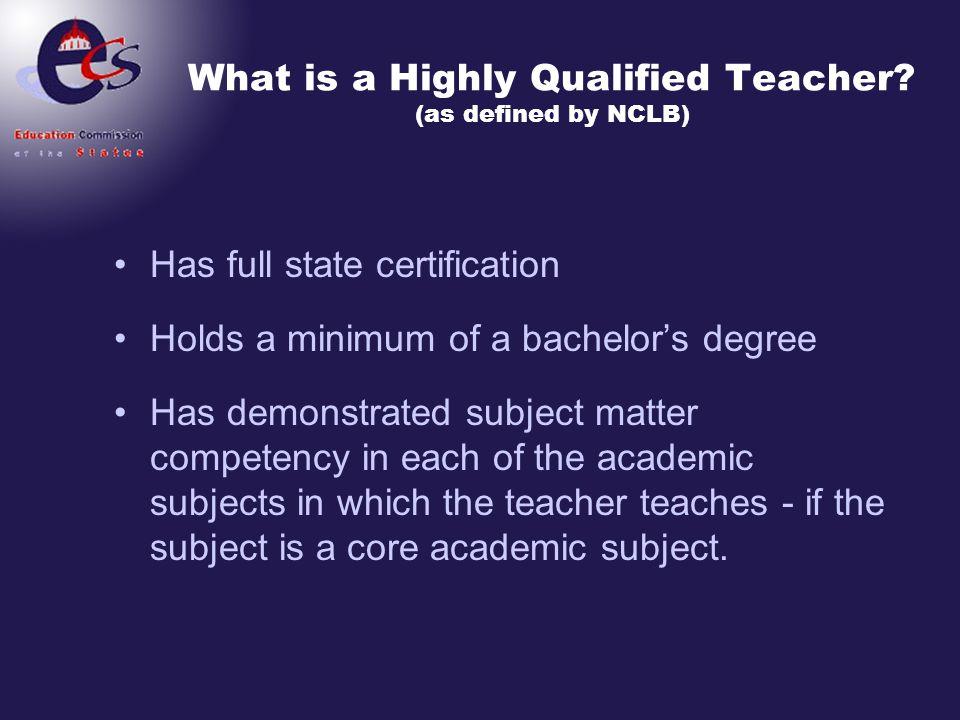 Types of Alternative Programs State Sponsored: New Jersey enacted legislation to create alternative certification in 1984.