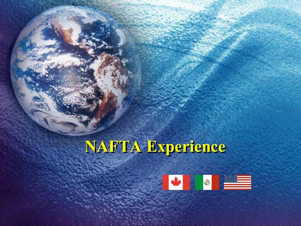 NAFTA Experience