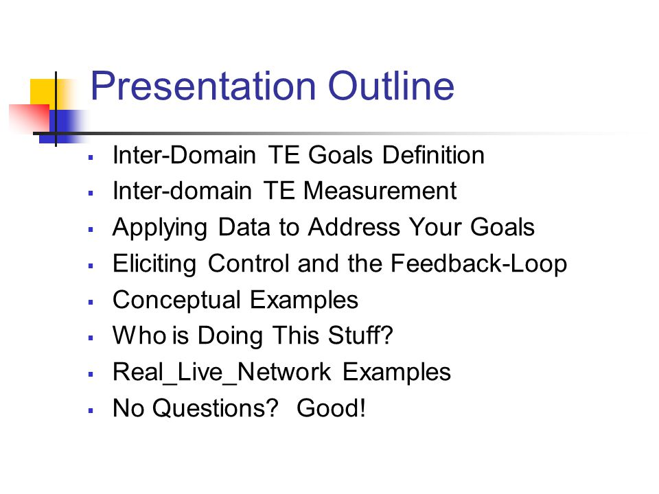 Real Live Network Examples 2  AS R wants to peer  That's fine, we'll public peer with anybody.