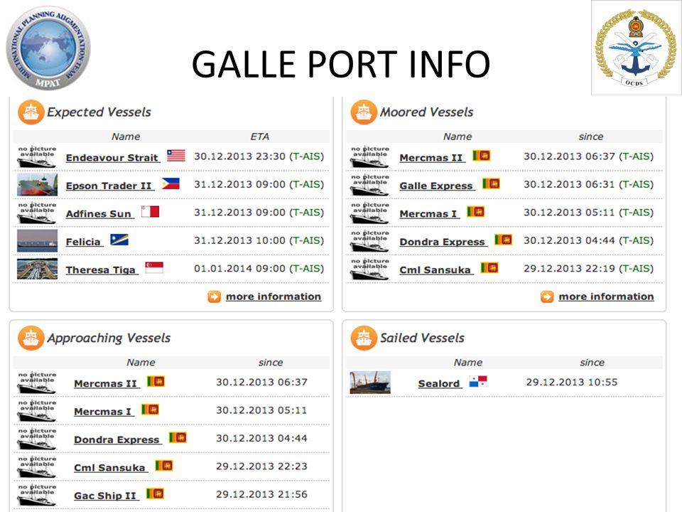 GALLE PORT INFO 11