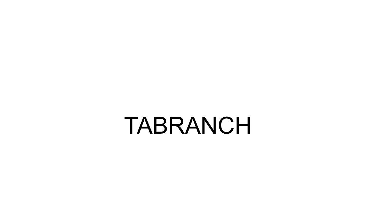 TABRANCH