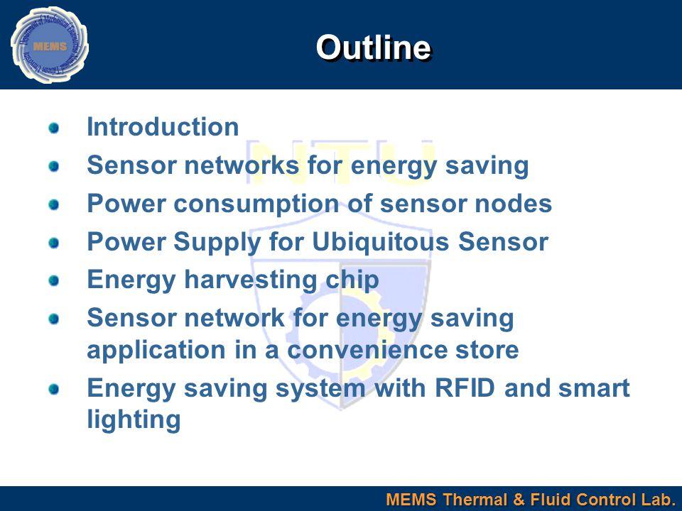 MEMS Thermal & Fluid Control Lab.
