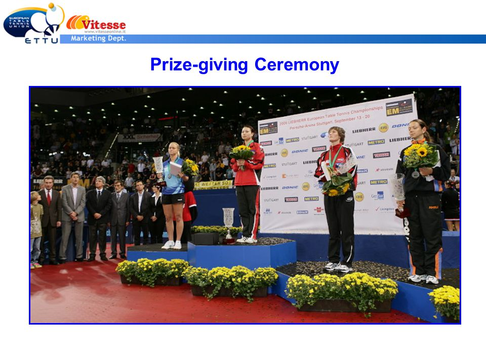Prize-giving Ceremony