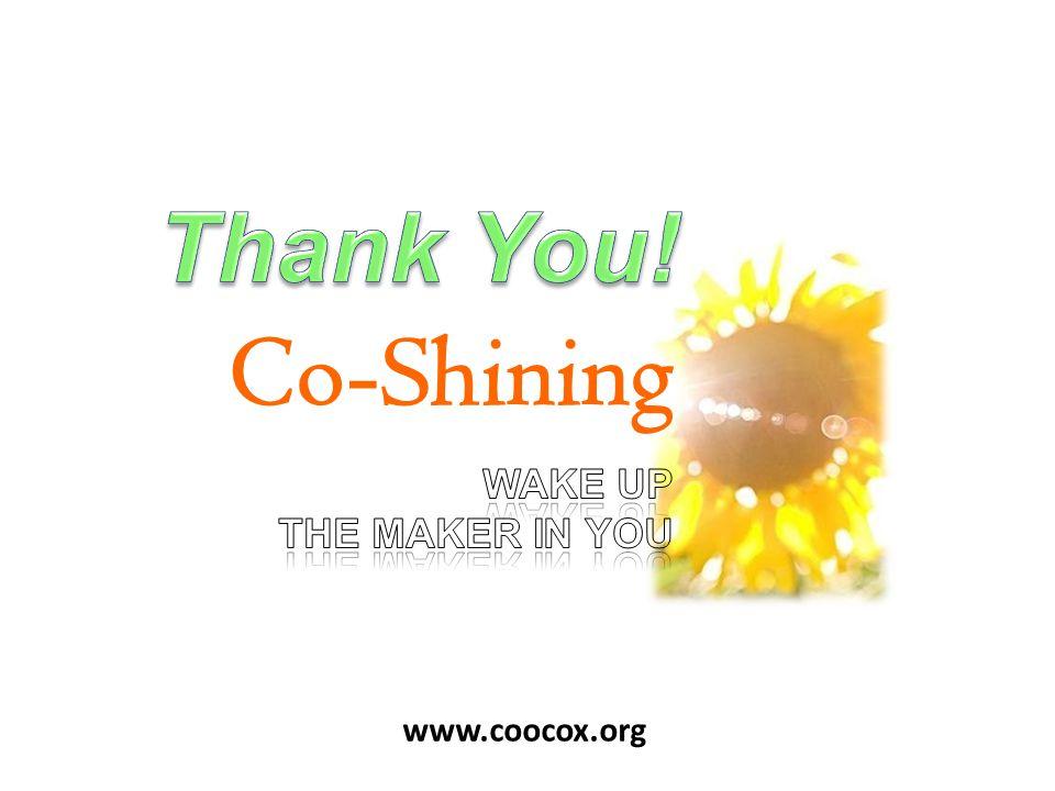www.coocox.org Co-Shining