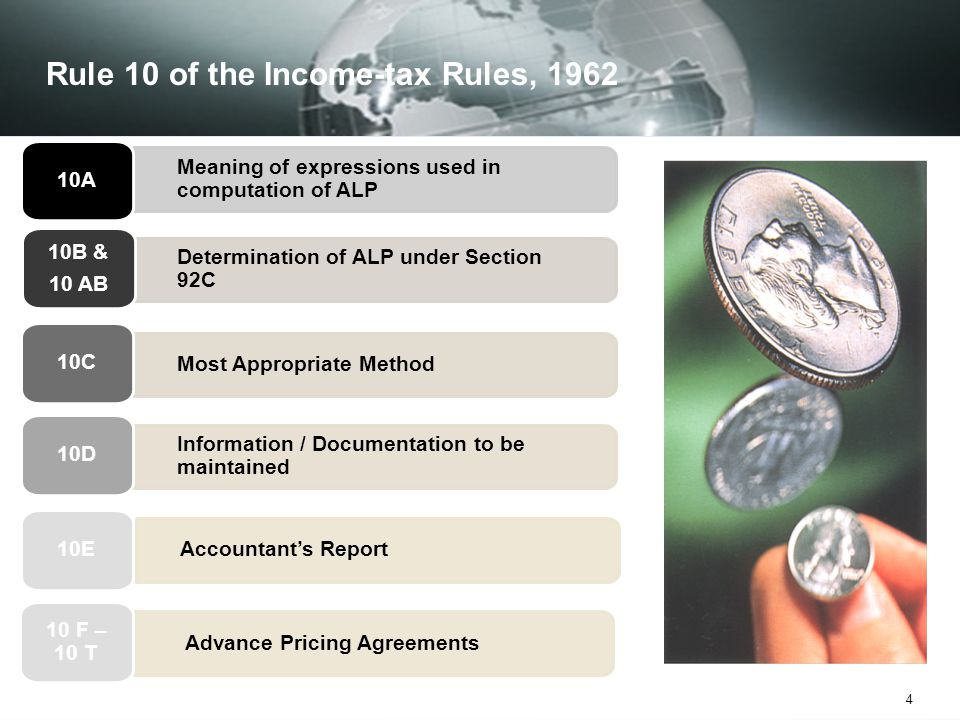 45 Audit Process TP Audit File tax return and Accountant's Report (30th November) Reference to be made to TP Officer ('TPO') by the Assessing Officer ('AO'); Compulsory Reference to be made by AO if international transactions exceed INR 150 million (Internal guidelines) Appeal can be made against the order of AO as order of TPO included within the order of the AO Notice to be issued by the TPO – TPO calls for supporting documents and evidence Rectification application can be made against the order of TPO for apparent mistakes Based on results of above mentioned procedure assessing officer passes the order Appeal Procedure Appeal to CIT(A) Passes an order Income Tax Appellate Tribunal High Court – only on matters related to law Supreme Court Constitutional Bench DRP Mechanism-Finance Act 2009