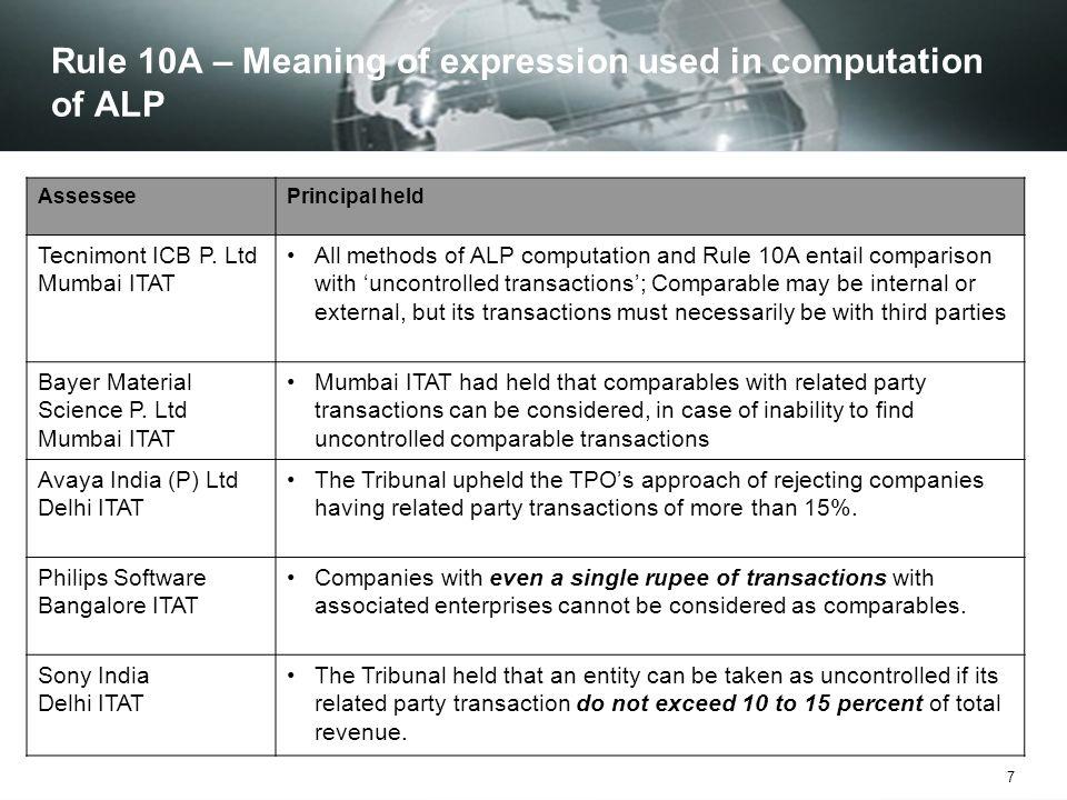 38 Rule 10E - Accountant's Report