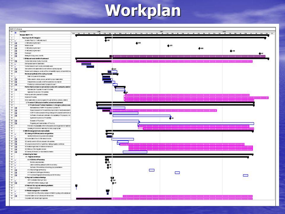 Workplan