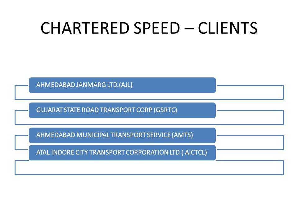 Address of Communication Chartered Speed Pvt.Ltd.