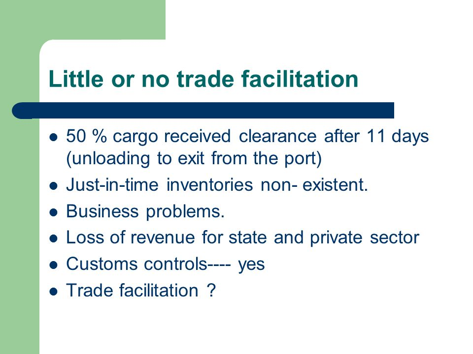 Principles of Customs reforms (Project conceived in Feb 2002 as part of CARE) Completely Paperless Web enabled Online with all domestic stakeholders in the supply chain Online with all domestic regulatory authorities Advanced information of cargo, crew and passengers Risk management PaCCS to be home grown, motto Built by Customs for Customs