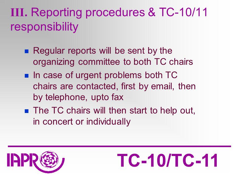 TC-10/TC-11 III.