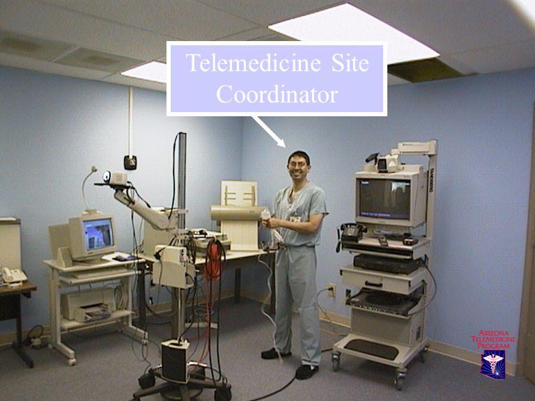 Telemedicine Site Coordinator