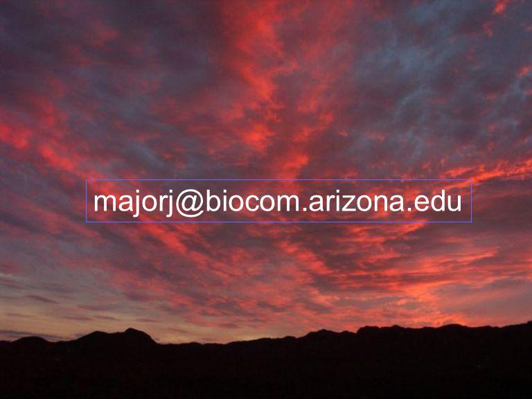 majorj@biocom.arizona.edu