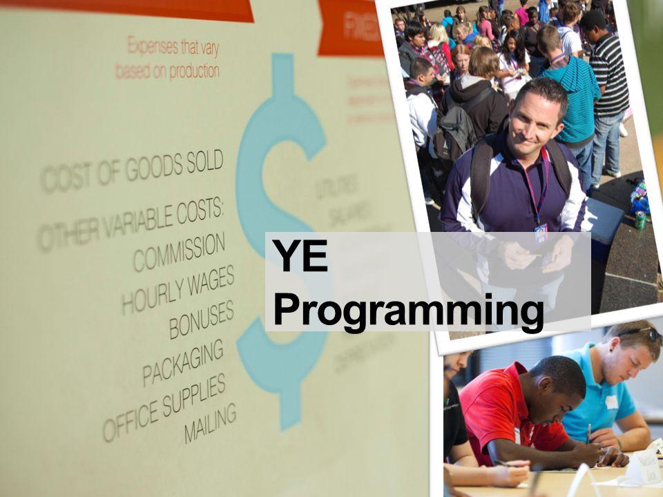 YE Programming