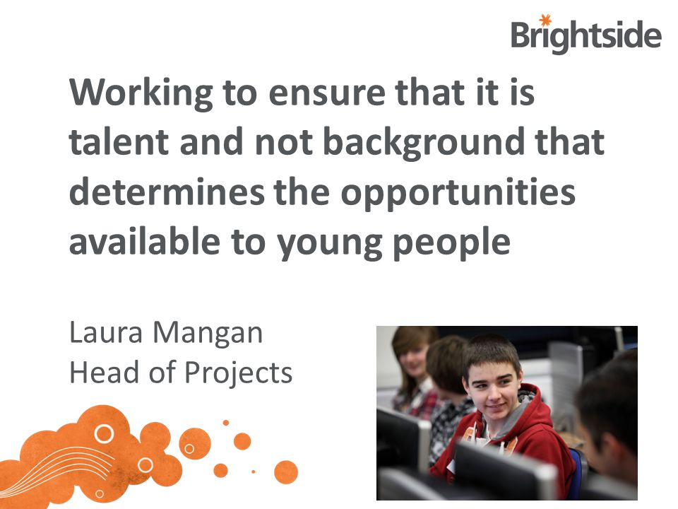 Working with Young People: Benefits to Business Prepared for Career Academies UK June 2013