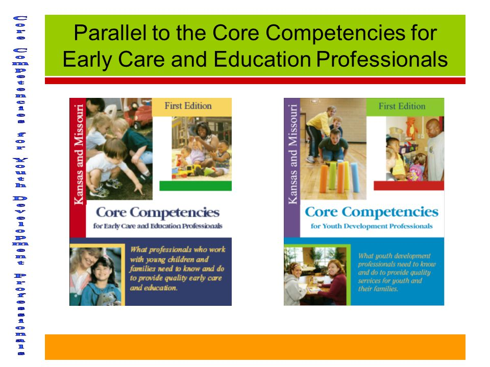 How can the Core Competencies be used … by Program Staff.