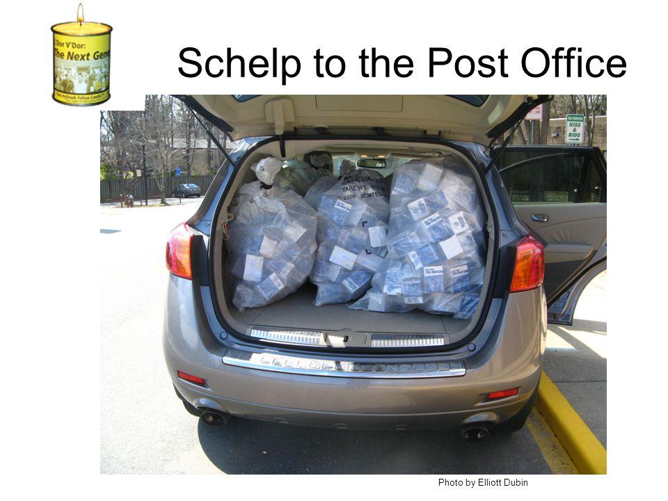Schelp to the Post Office Photo by Elliott Dubin