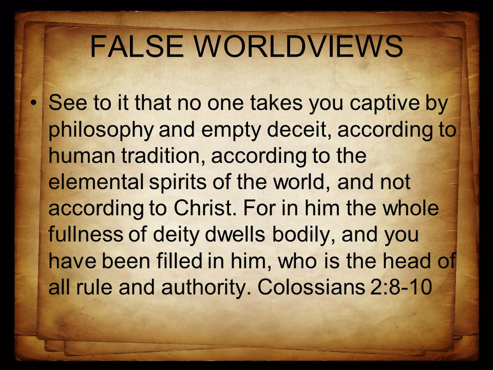 LEGALISM Therefore let no one pass judgment on you in questions of food and drink, or with regard to a festival or a new moon or a Sabbath.