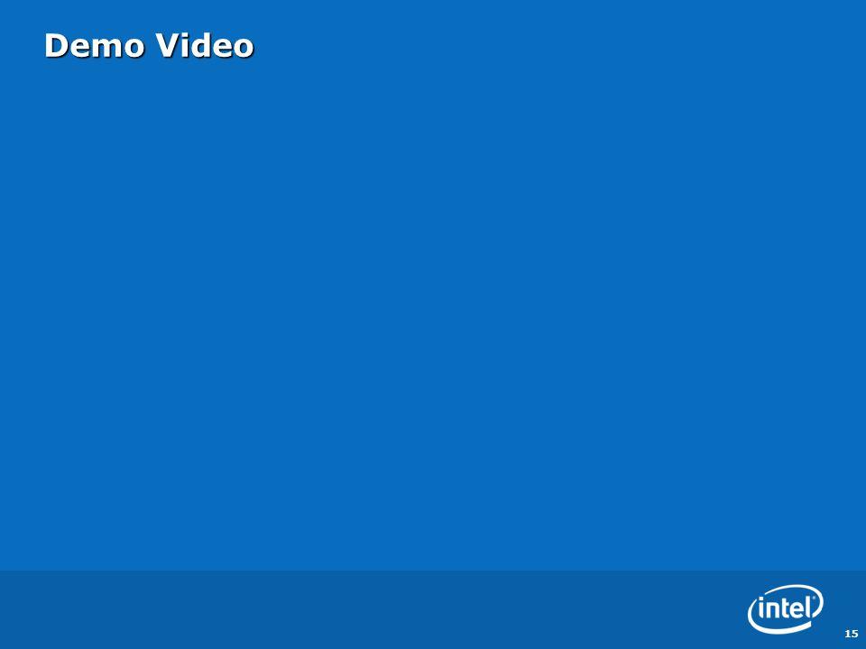 Demo Video 15