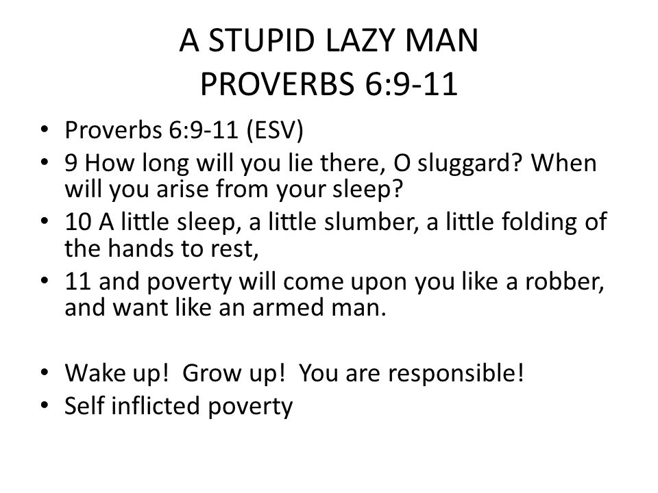A WICKED MAN PROVERBS 6:12-19 Proverbs 6:12-19 (ESV) 12 A worthless person, a wicked man, goes about with crooked speech, 13 winks with his eyes, signals with his feet, points with his finger, 14 with perverted heart devises evil, continually sowing discord; 15 therefore calamity will come upon him suddenly; in a moment he will be broken beyond healing.