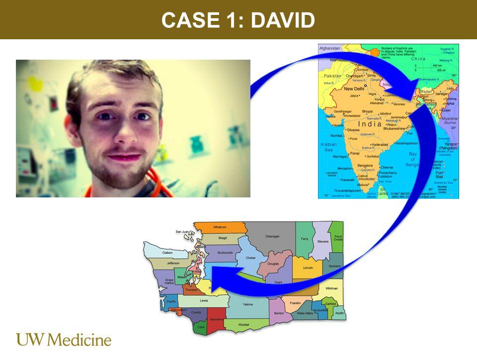 CASE 1: DAVID